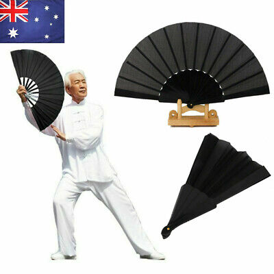 Spanish Fabric Folding Hand Held Fans Portavle Fans Dances Fan Party Wedding AU