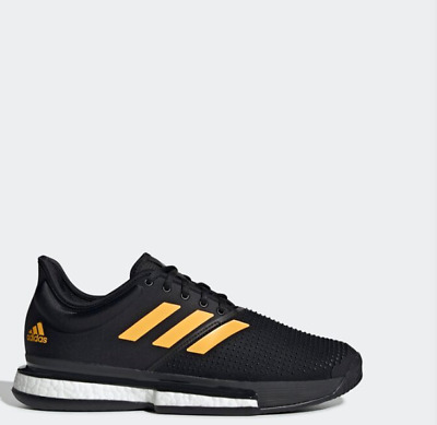 ADIDAS TENNIS MENS SoleCourt Boost Parley Shoes Trainers