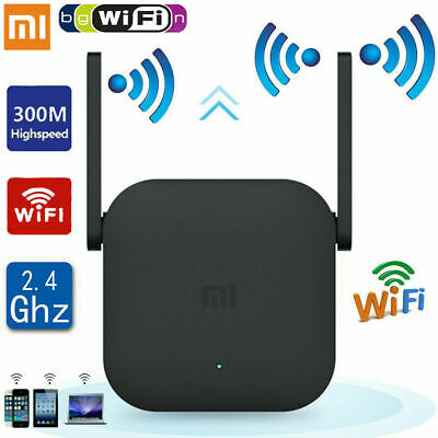 Xiaomi MI Pro Wireless WiFi Signal Booster Network Extender Amplifier Repeater