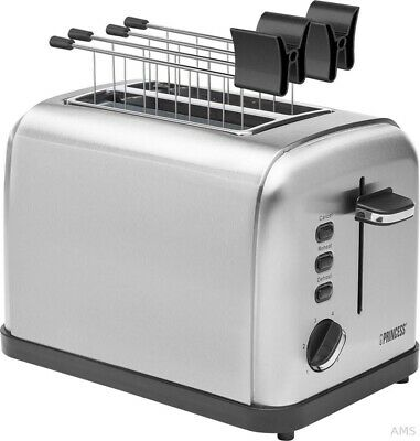 Princess Toaster Edestahl Style 2