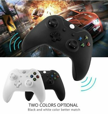 White Wireless Bluetooth Game Controller Gamepad Joystick For Microsoft Xbox One