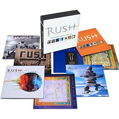 Rush - The Studio Albums 1989-2007 [CD]