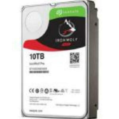 "Seagate IronWolf Pro NAS 10TB ST10000NE0008 3.5"" Internal SATA3 7200rpm 256"