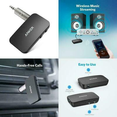 Anker Soundsync Bluetooth Receiver for Music Streaming with Bluetooth 5.0