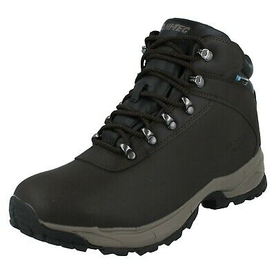 Mens Hi-Tec Waterproof Walking/Hiking Boots - Eurotrek Lite WP
