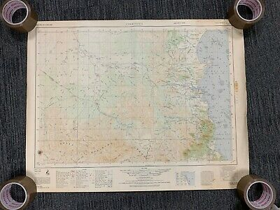 Cooktown Queensland Australia Vintage Maps Rare Edition 1 AAS