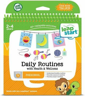 Leapstart Book Daily Routines