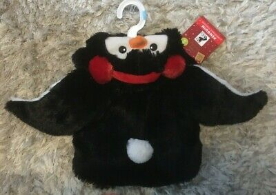 New Pet Dog Puppy Xmas Penguin Costume Outfit - SMALL / MEDIUM / LARGE / XL