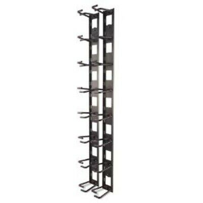 mps NEW APC AR8442 VERTICAL CABLE ORGANIZER FOR NETSHELTER...