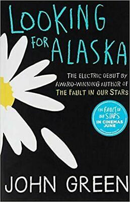 LOOKING FOR ALASKA by JOHN GREEN (ENGLISH) ~ BOOK
