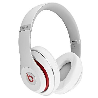 Beats by Dr. Dre Studio 2.0 Corded Over-Ear Active Noise Cancelling Headphones