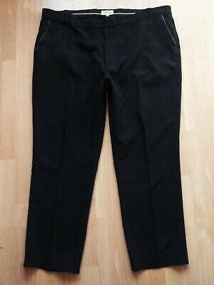 Jacamo Williams /& Brown Trousers Size 46 37 Prince of Wales check NEW Rrp £50