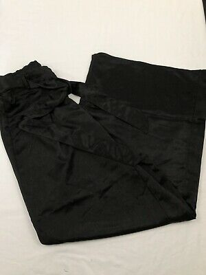 Jack By BB Dakota Womens Black Wide Leg Pants Size-XS (g1)