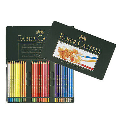 Faber-Castell - Tin of 60 Polychromos Artists' Pencils