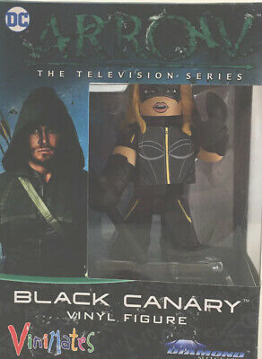 The CW Network Vinimates DC Flash TV Show Captain Cold Vinyl Figure