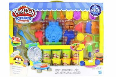 NEW Play Doh Kitchen Creations Ultimate Barbecue Set from Fairdinks