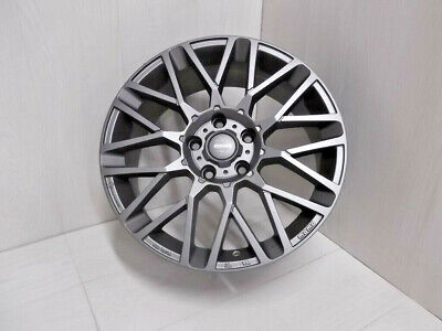 "OF270 Jantes en Alliage 18 "" Momo Revenge Anthracite 5x112 Audi Mercedes"