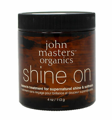 John Masters Organics Shine On Leave-In Treatment 4 Ounce