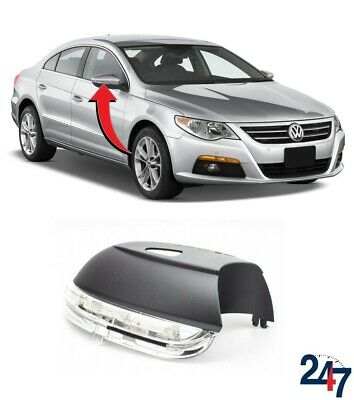 plate For Vw Passat CC 2008-2012 Left side Aspheric Electric wing mirror glass