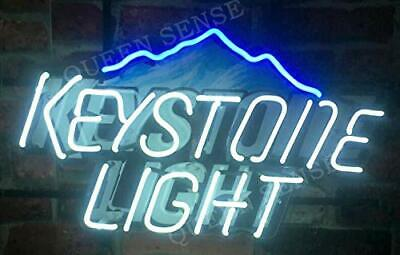 """New Coors Light Mountain Beer Neon Sign 20/"""" With HD Vivid Printing Technology"""