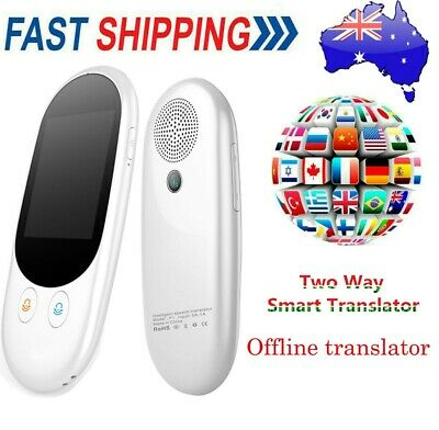 70Languages Smart Translator Instant Digital Voice Device Mini WIFI Translation