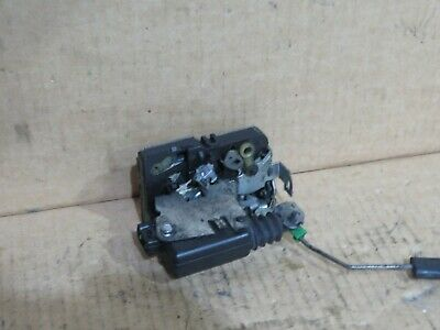 Iveco Daily 35S Mk4 2006-2011 Driver Side Front Door Lock