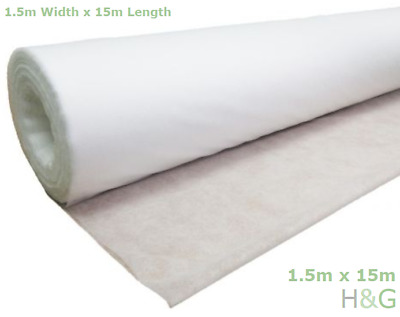 1.5m x 15m Frost Fleece Plant Protection Garden Cover Horticultural
