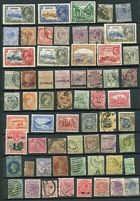Mixed Commonwealth Postage Stamps to 1936