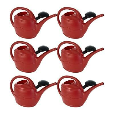 ( x6 ) Ward GN017 Watering Can 5L Red