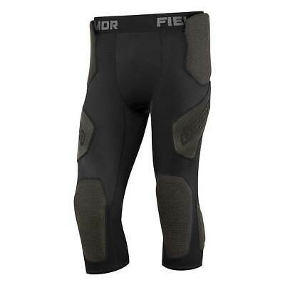 Icon Field Armor Compression Motorbike Motorcycle Trouser Black