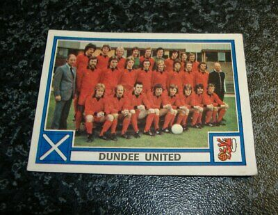 PANINI FOOTBALL 78 #479-DUNDEE UNITED-HAMISH McALPINE