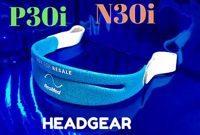 New ResMed Replacement Headgear Strap for AirFit P30i and N30i