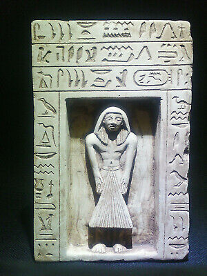 EGYPTIAN ANTIQUE ANTIQUITIES Stela Stele Stelae 1549-1347 BC