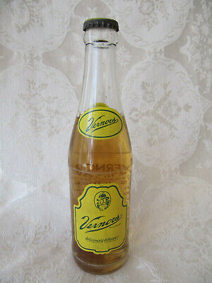 """RARE Vintage VERNORS Full Unopened """"1966"""" Bottle~100th Anniversary"""