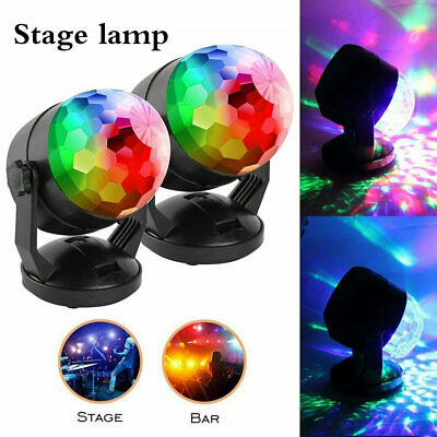LED USB Stage Light Disco Party DJ KTV Outdoor Garden Lamp Laser Projector Decor