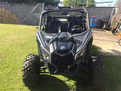 03/17 Can-Am Maverick X3 X DS Turbo R