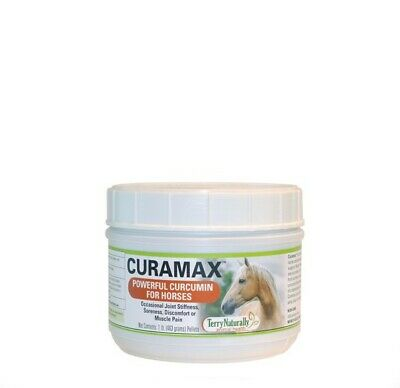 Curamax – Powerful Curcumin for Horses -1 lb (453 grams) Pellets