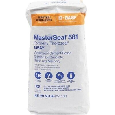 MasterSeal 581 Masonry Waterproofer