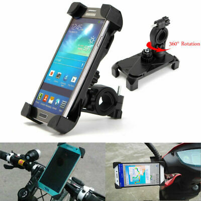 Universal Bicycle Phone Holder Bracket MTB Bike Handlebar Mount Cell Phone GPS