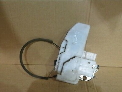 Vauxhall Movano B F3500 2010-2019 Driver Side Rear Door Lock P/N: 8200766891