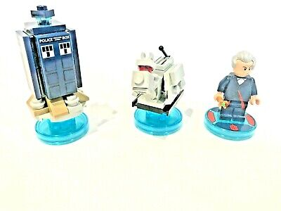 Doctor Who Lego Dimensions Level Pack 71204 **Save Up To 15% With Multi Buy**