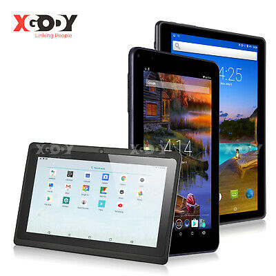 "Xgody Android 16Gb Rom Tablet Pc Quad-Core Dual Camera Wifi Hd Screen 7""/9""/10.1"