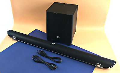 JBL Cinema SB350 Home Cinema 2.1 System - Soundbar with Wireless Subwoofer#U6547