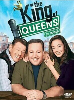 The King of Queens Season 6 DVD Box Set