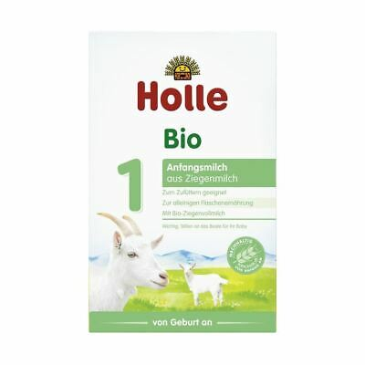 24 x Holle Infant Formula Goat Stage 1, 400g - free shipping