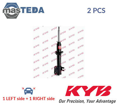2x KAYABA FRONT SHOCK ABSORBERS STRUTS SHOCKERS 333307 G NEW OE REPLACEMENT