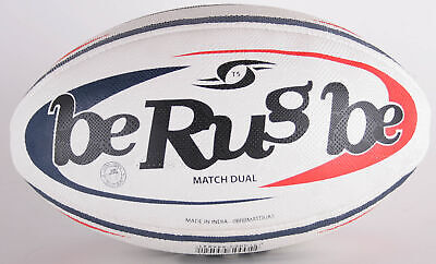 Berugby Match Duo Rugby Balle Bleu//Rouge//Blanc//Noir 5