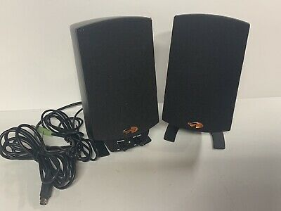 Klipsch ProMedia 2.1 THX Certified Desktop Speakers With Control & Stands