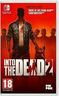 Into the Dead 2 Nintendo Switch 01/11/2019 New and Sealed PAL