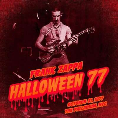 ZAPPA FRANK - Halloween Night 77 (3 Cd)